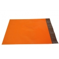 Orange Poly Mailers in 10